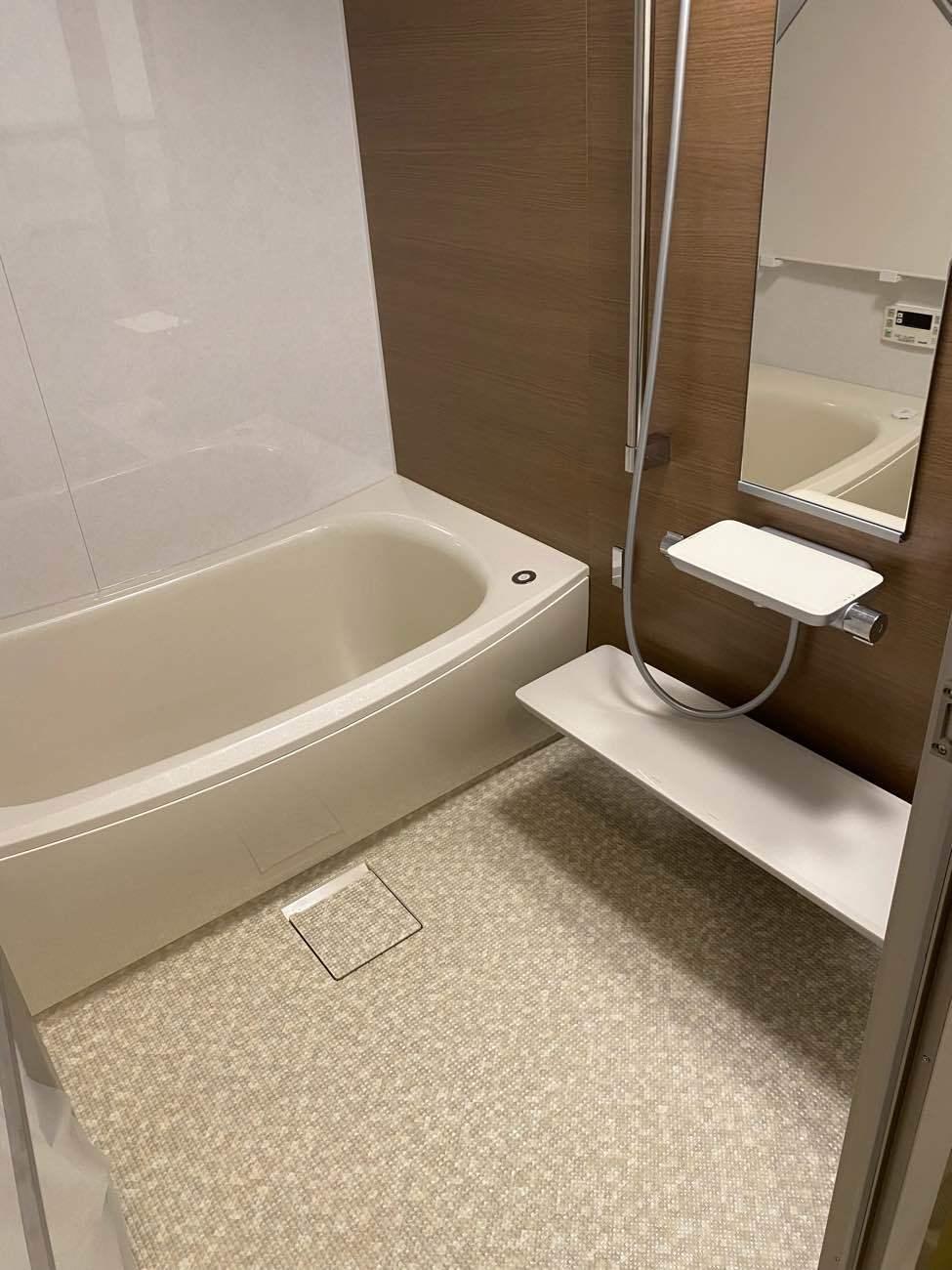 海浜幕張S様邸・浴室改修工事